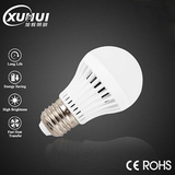 White PBT Plastic led bulb