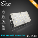 Super Bright LED flood light with modules design aluminum heat Sink body and len